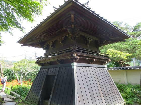 英勝寺 鐘楼