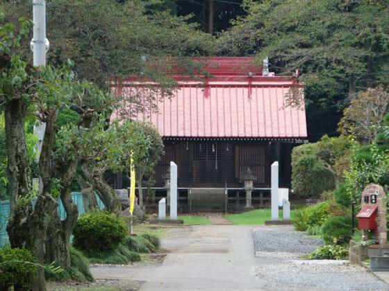日高市 野々宮神社