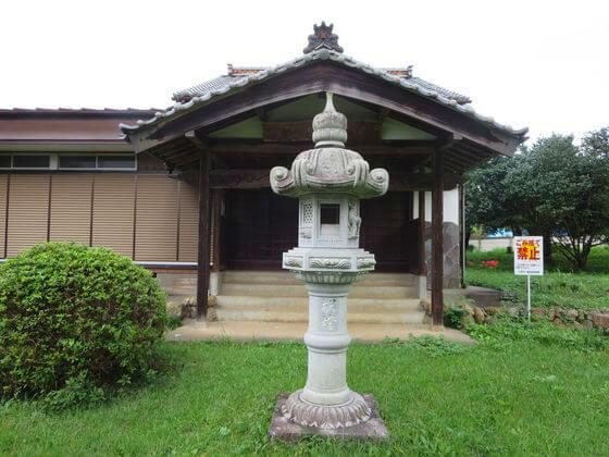 日高市 満蔵寺 本堂