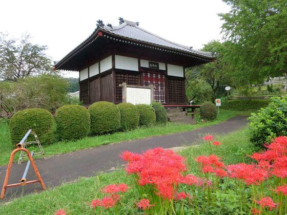 満蔵寺 地蔵堂