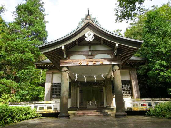 公時神社 社殿