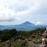 金時山の公時神社口コースから登山した記録