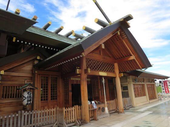 石浜神社 寿老神