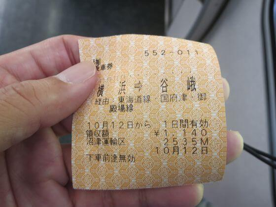 大野山 アクセス 電車