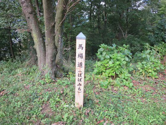 馬場道 弘法山