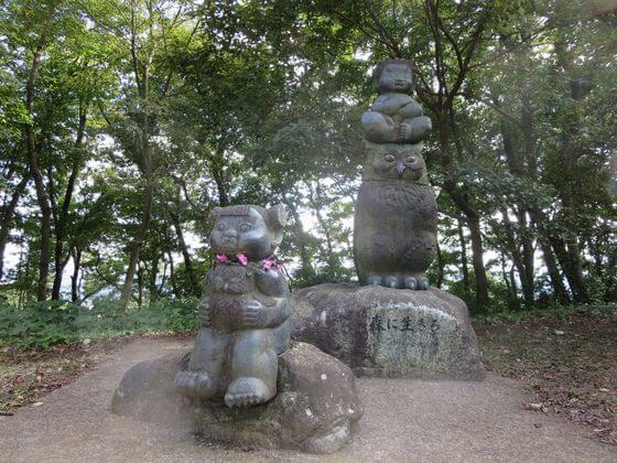 弘法山 森に生きろ