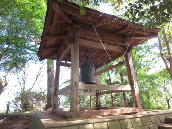 弘法山 鐘楼