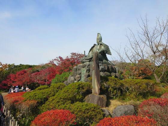 鎌倉 源氏山公園 紅葉