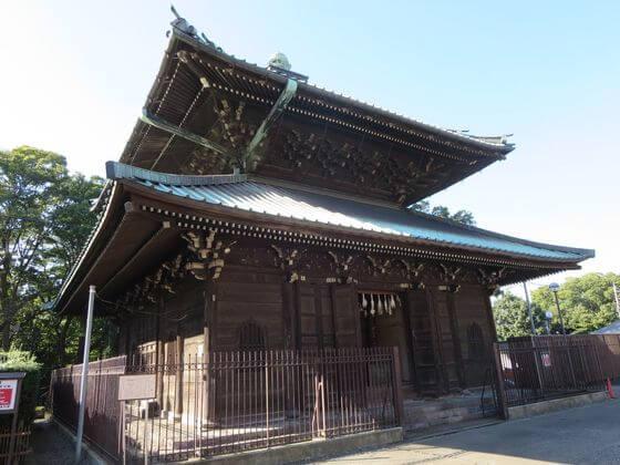 池上本門寺 経蔵