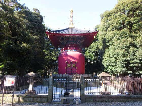 池上本門寺 宝塔