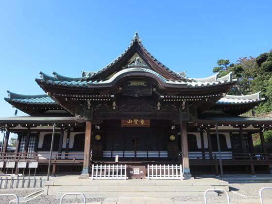 本行寺 本堂