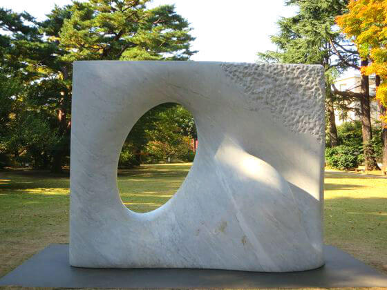 安田侃 彫刻
