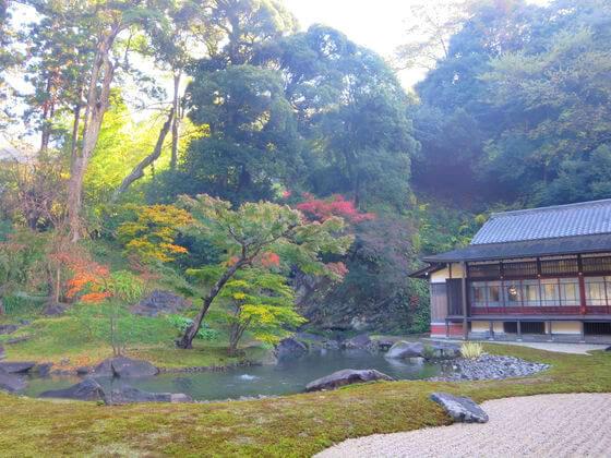 円覚寺 方丈庭園 紅葉