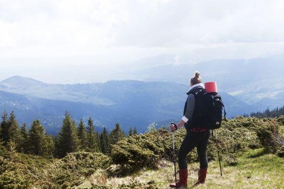 登山の日 山の日