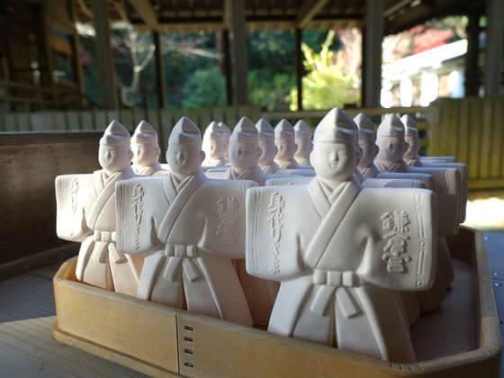 鎌倉宮 身代わり人形