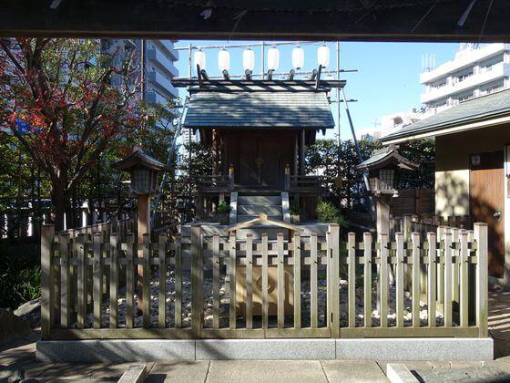 厳島神社 新宿