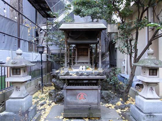 新宿山ノ手七福神 恵比寿神社