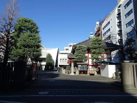 太宗寺 新宿
