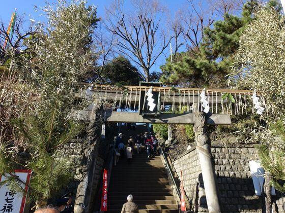 東海七福神 品川神社