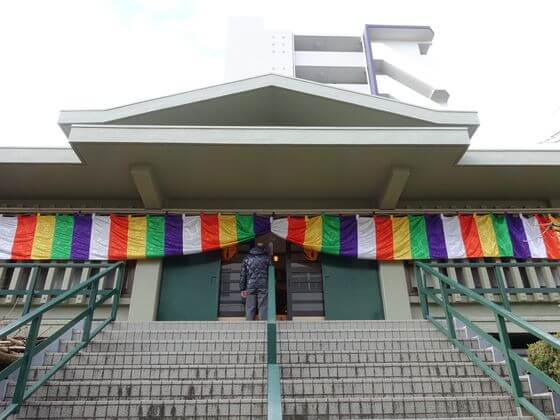 寿永寺 本堂