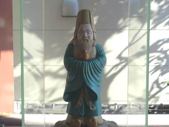 宗慶寺 寿老人