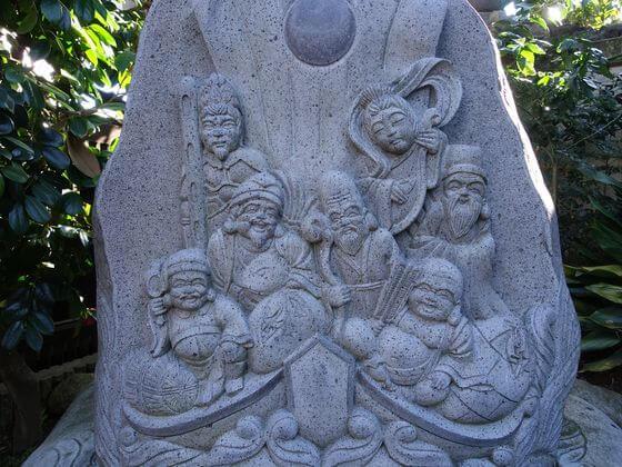 真珠院 七福神