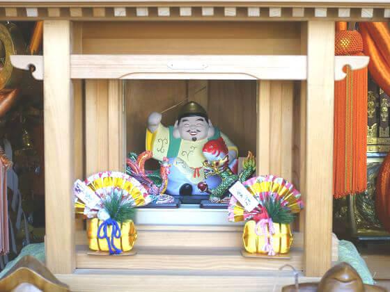 多摩川七福神 恵比須