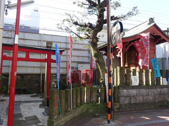 多摩川七福神 矢口中稲荷神社