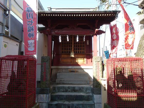 矢口中稲荷神社