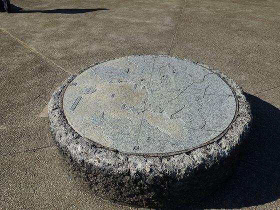 吾妻山公園 展望台