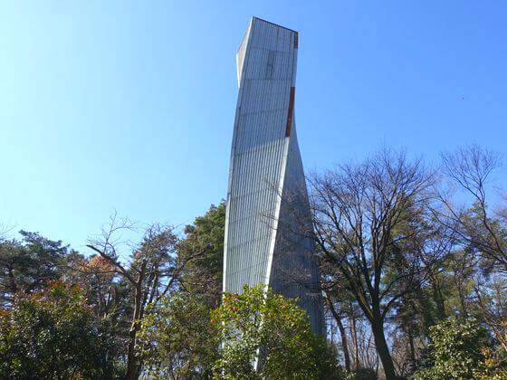 森林公園 記念塔