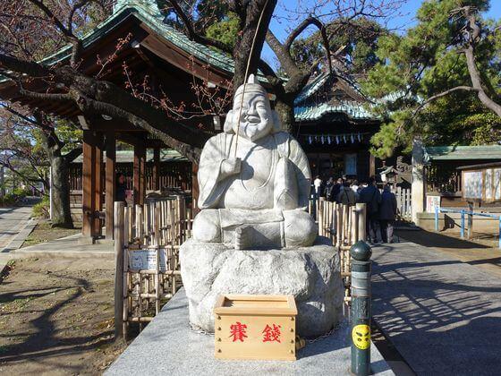 荏原神社 ご利益