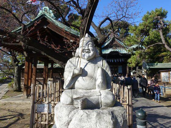 荏原神社 恵比須