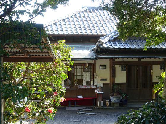 八雲神社 鎌倉 社務所