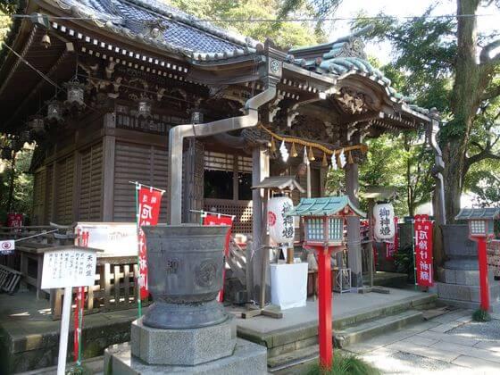 八雲神社 鎌倉 社殿