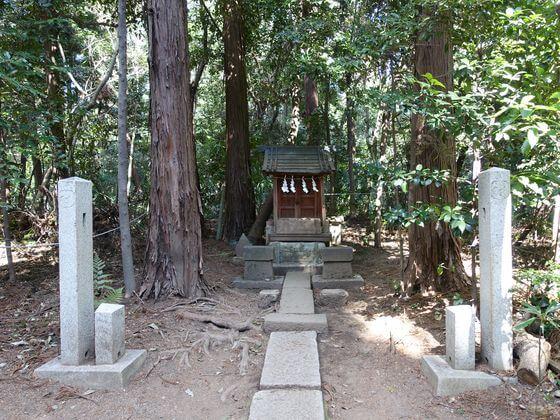 鷲宮神社 稲荷社