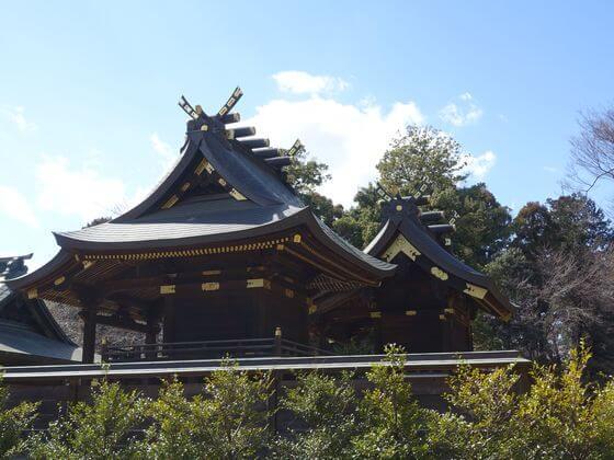 鷲宮神社 本殿