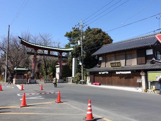鷲宮神社 大酉茶屋