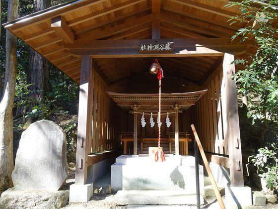 藤谷淵神社