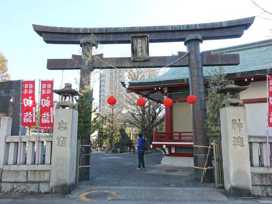 千寿七福神 河原町稲荷神社