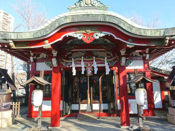 河原町稲荷神社
