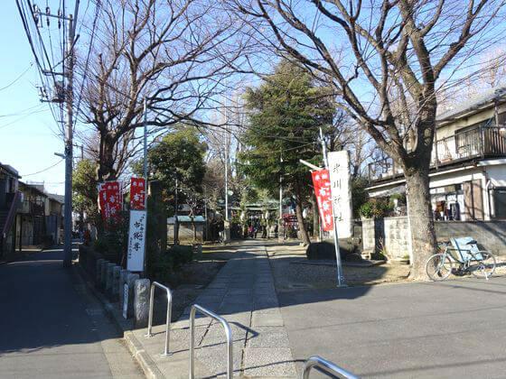 千寿七福神 大川町氷川神社