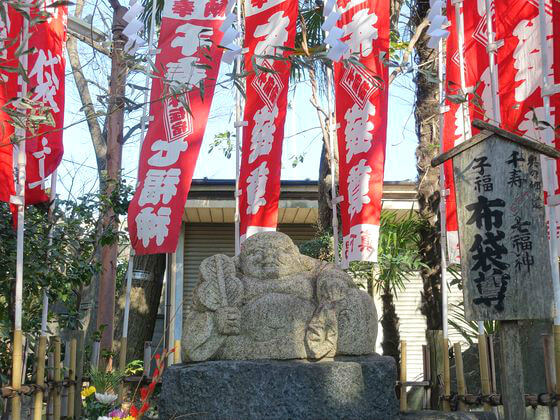 千寿七福神 布袋尊
