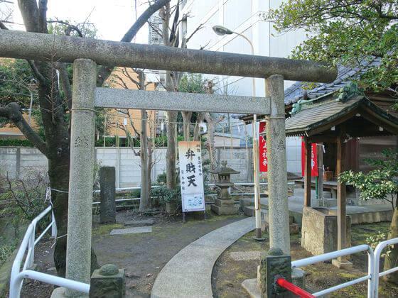 磐井神社 弁財天