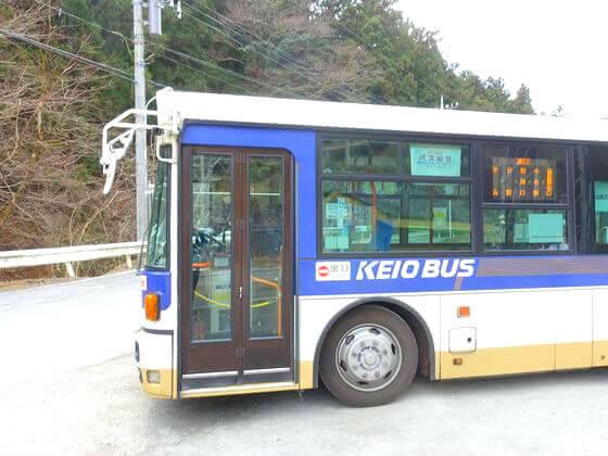 高尾梅郷 アクセス