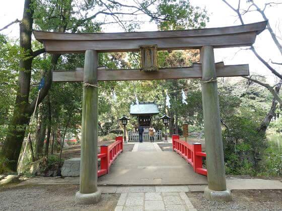 大宮 氷川神社 宗像神社