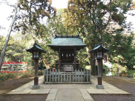 氷川神社 大宮 宗像神社