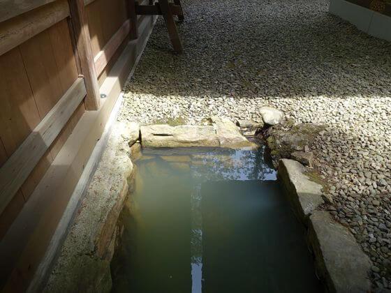 宝登山神社 玉の泉