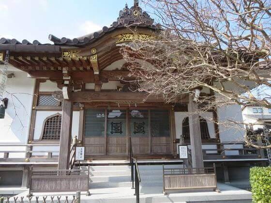 妙隆寺 鎌倉 本堂