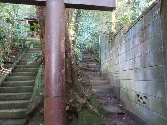 八雲神社 鎌倉 御嶽三峰社